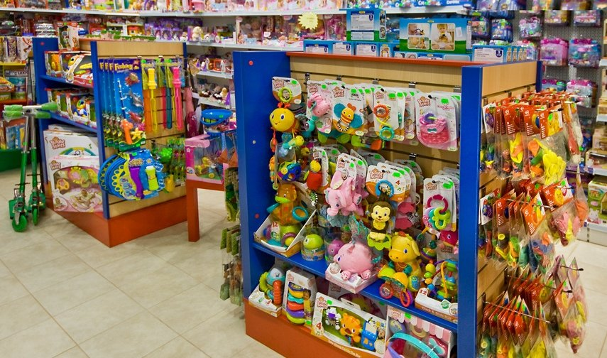 магазины с игрушками фото